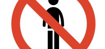 アメリカの入国禁止令