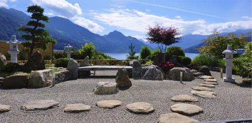 中央スイスWeggisにあるウェルネスの紹介
